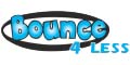 Bounce 4 less logo